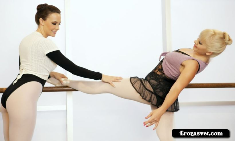 Chanel Preston  Lea Lexis  I Don  t Dance I  m Just Dressed That Way