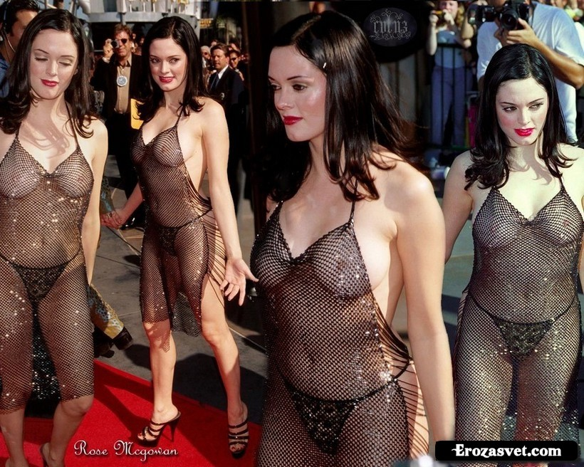 rose mcgowan в порно