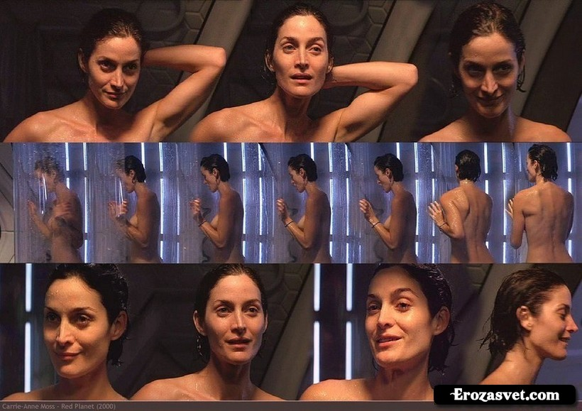 carrie anne moss nude video № 66611