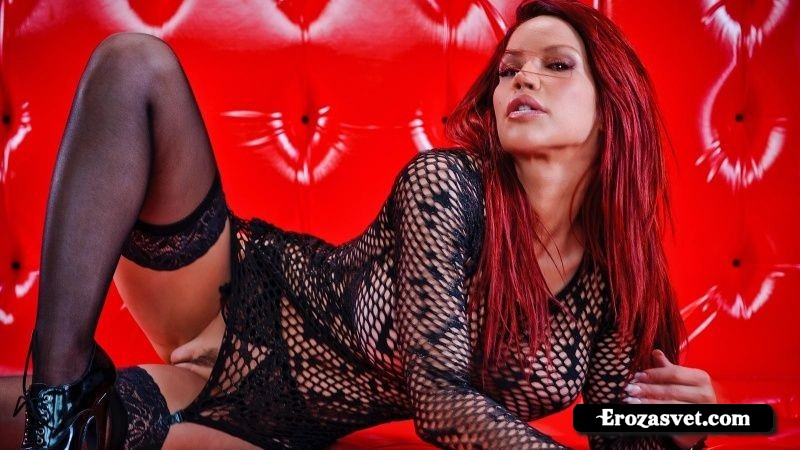 Красивая самка Bianca Beauchamp Blacknet эротик foto